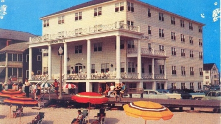 Ocean City History: Harrison Hall, a 20th Century Hotel on a 21st Century Boardwalk