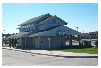 Town of Ocean City offers free bus service on New Year's Eve