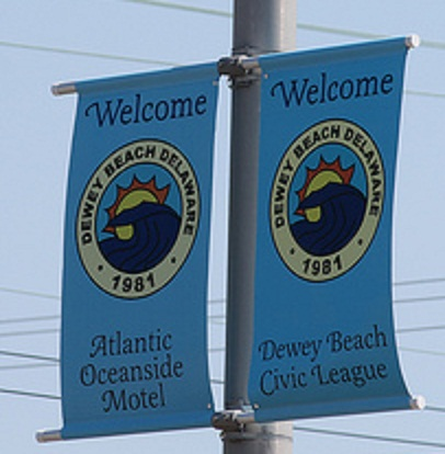 Dewey Beach, Delaware Overview