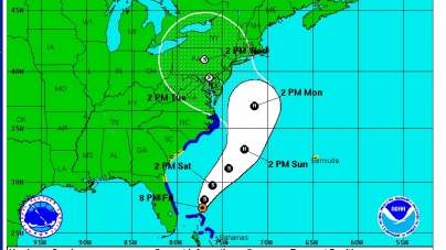 Town of Ocean City advising citizens to prepare for Hurricane Sandy