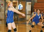 Eight Decatur volleyball players receive All-Conference honors