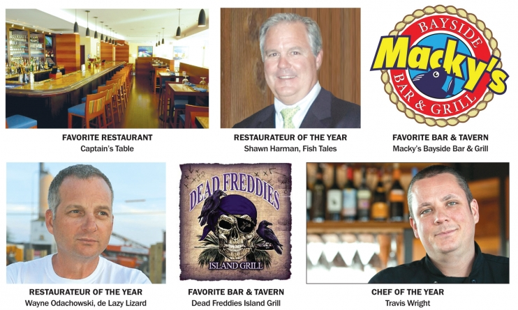 Voting for statewide Restaurant Association awards ends March 8