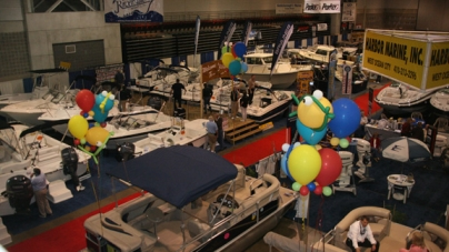 Annual show offers latest in boat-related products, services
