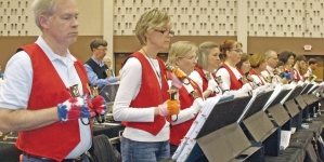 Handbell ringers to perform in OC next weekend
