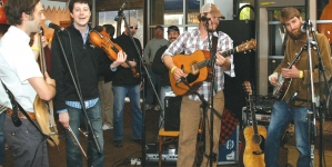 craft brews + bluegrass music = BREWGRASS