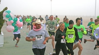 St. Patrick's Day 5k Saturday
