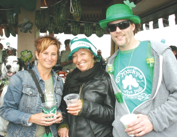 St. Patrick's Day Happenings and Specials in Ocean City