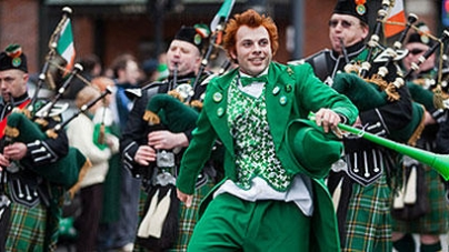 32nd Annual St. Patrick's Day Parade Traffic Update