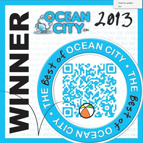 OceanCity.com Best of Ocean City 2013 Winners:
