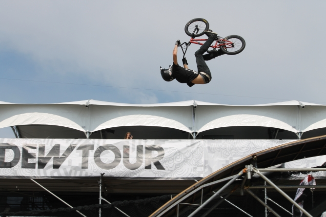 ALLI SPORTS AND THE DEW TOUR ANNOUNCE DETAILS FOR THE COMPETITION IN OCEAN CITY, MARYLAND JUNE 20-23RD, 2013