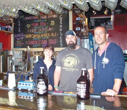 Shorebilly Brewing Co. beers a big hit