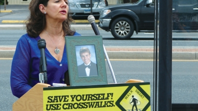 Parents of '12 victim speak; traffic safety campaign reducing crashes after last year's deaths, SHA says