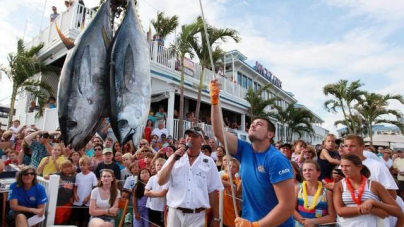 Ocean City Tuna Tournament Prepares for Competition This Weekend!
