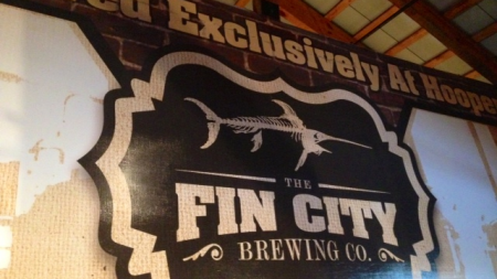 The Addition of Fin City Brewing Co. Has Hooper's Cooking Up More Than Crabs