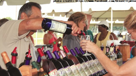 18th Annual Winefest at the Beach Celebrates Local Libations