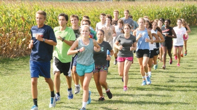 Girls' cross country team will be competitive this year, coach says
