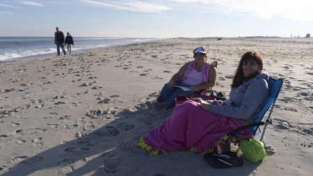 Shutdown over, Assateague struggles to get back up to speed