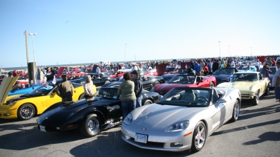 Hundreds of Corvettes expected to roll into town this weekend