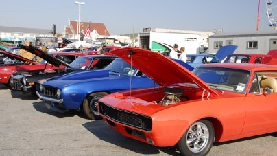 Endless Summer Cruisin' rolls into Ocean City