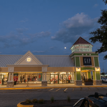 Tanger Outlets sells four properties, including one in Ocean City