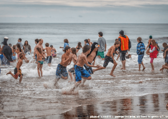 Take the Pledge to Take the Plunge at the Penguin Swim