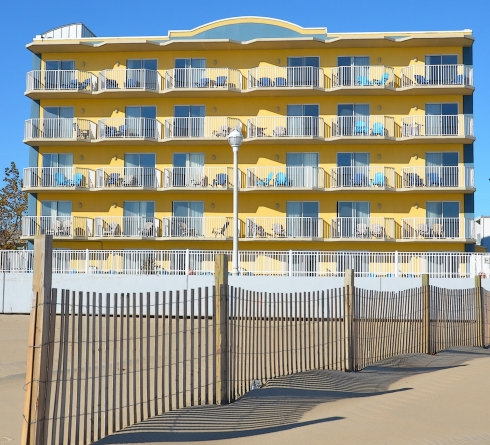 Carousel Group adds Crystal Beach Hotel