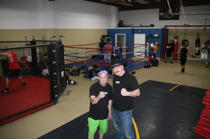 OC Fight Club opens in new facility