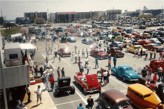 Cruisin Ocean City >> Vintage Automobiles To Cruise Oc May 15 18 Oceancity Com