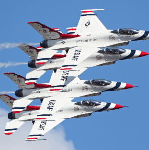 OC Air Show: Beach Premium Viewing Venues Closed, City Council Providing Additional Funding for Online Broadcast