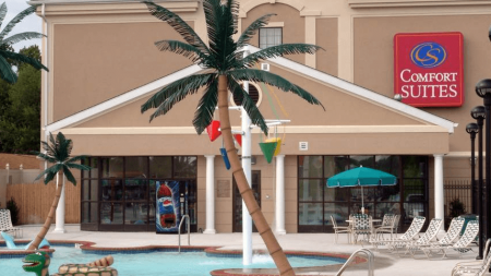 Newly Renovated Comfort Suites Offers First Class Accommodations and Easy Access to OC