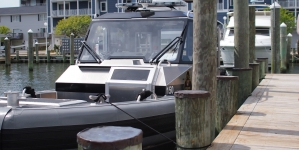 DNR police roll out newest enforcement vessel for OC