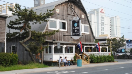 Barn 34 dishes up famous menu