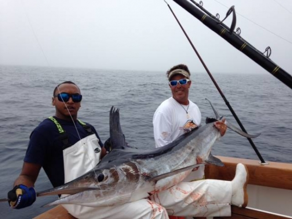 Henry lands first white marlin of '14 off OC coast