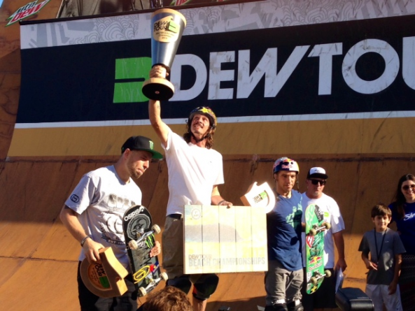 Dew Tour Announces Top Skateboard and BMX Athletes, Musical Performers, Full Schedule