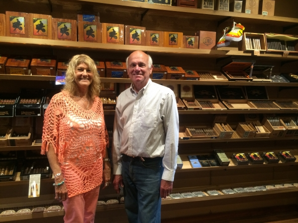Señor Cigars opens in new spot on 33rd St. in OC