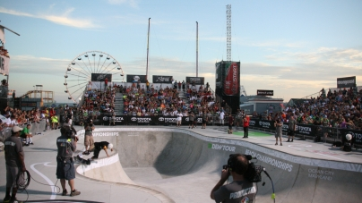 Dew Tour becomes an OC signature event