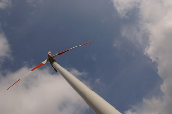 Offshore windmills an eyesore? Well, maybe