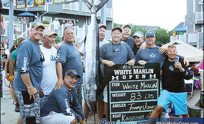The World Famous White Marlin Open Celebrates its 41st Anniversary in 2014
