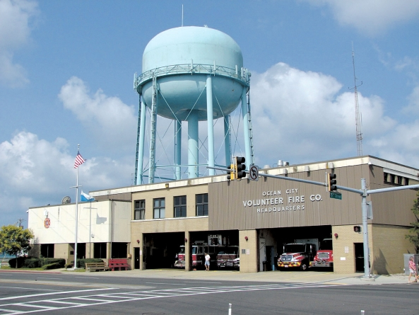 OCFD HQ slated for 3,852 sq. ft. expansion
