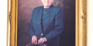 Missing Dunes Manor Hotel founder's portrait located