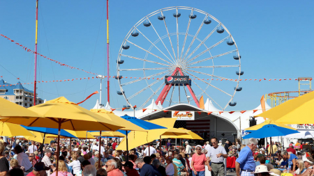 Sunfest in Ocean City this Weekend