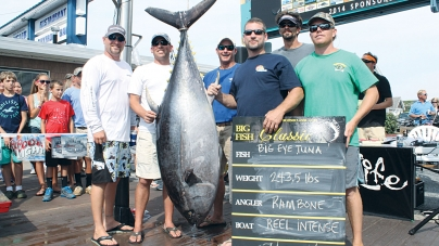 First Big Fish Classic well received