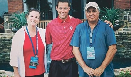 Tournament 'great experience' for Gebhart