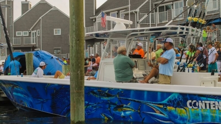 Remembering first White Marlin Open