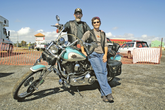 Bikers bring welcome bump in resort business