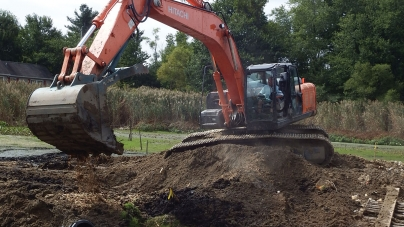 Bishopville Pond project to be completed next month