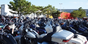 No life-threatening injuries during recent bikers visit