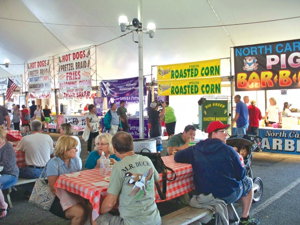 Sunfest vendors offer array of food, crafts, other items