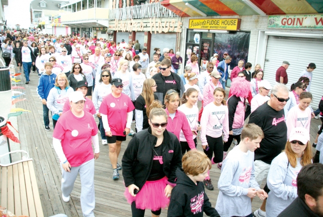 Run, walk to raise funds for American Cancer Society