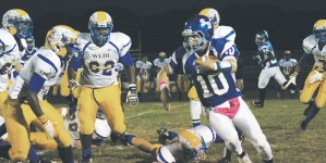 Decatur-Wicomico game 'dogfight' until 4th quarter